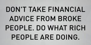 Financial Tip