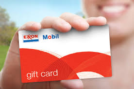 Mobil Gas Gift Card