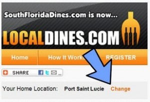 Local Dines Register Here