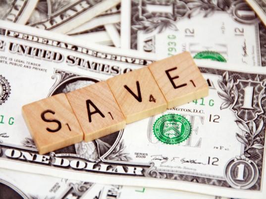Save Money Tiles