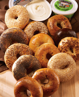 Einstein Bros Bagels Bakers Dozen