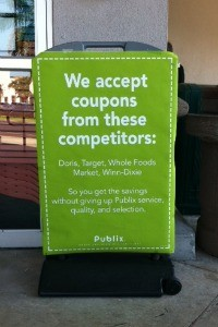 Competitor Coupons - Publix