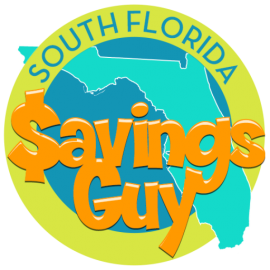 South Florida Savings Guy Your Source For Savings Discounts Coupons More In South Florida