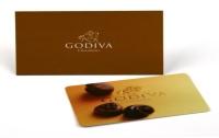 Godiva Chocolate Gift Card