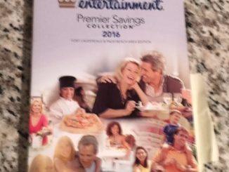 Entertainment Book 2016