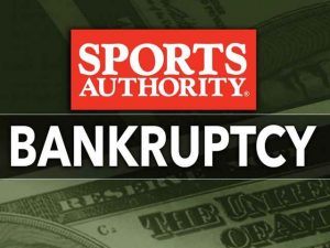 Sports Authority Bankruptcy